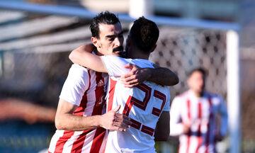 Καλαμάτα-Ολυμπιακός 0-2: Άρεσαν Σισέ, Λάζαρος, Λοβέρα, Μπενζιά, Αλέν (vids)