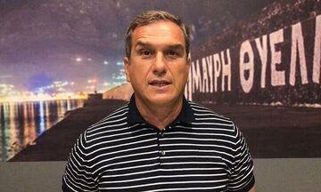 Βούζας: «Ικανοποιημένοι από τα νέα αποκτήματα»