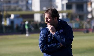 Τι είπε ο Μαρτίνς για το 3-4-3 που έπαιξε ο Ολυμπιακός στην Καλαμάτα