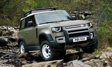 Πόσο κάνει το νέο Land Rover Defender στην Ελλάδα; (pics)