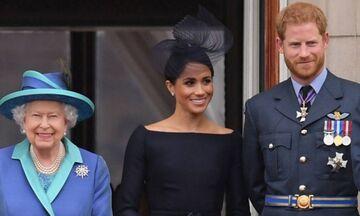 Ο πρίγκιπας Χάρι και η Μέγκαν Μαρκλ παραιτούνται των βασιλικών τους καθηκόντων