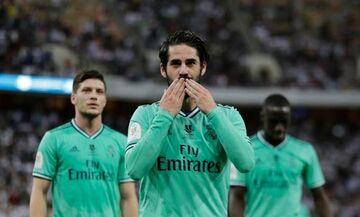 Βαλένθια - Ρεάλ Μαδρίτης 1-3: Με «φιλάκια» στον τελικό του Σούπερ Καπ (vid)