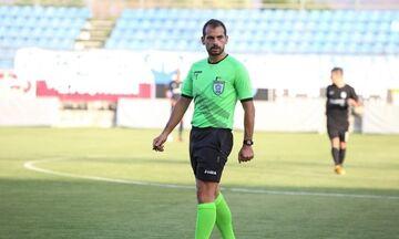 Διαιτητές 18ης αγωνιστικής: Τσαγκαράκης στο Λαμία - Ολυμπιακός, Ισραηλινός στο ΠΑΟΚ - ΑΕΚ