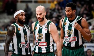 EuroLeague: Εκτός έδρας αναμετρήσεις για Παναθηναϊκό, Μακάμπι και Φενέρ