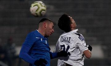 Τρίκαλα - Λαμία 0-1: Προβάδισμα με..rotation (highlights)