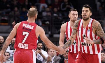 EuroLeague: Επιστροφή στις νίκες με Βαλένθια ο Ολυμπιακός