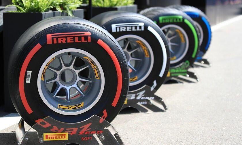 Pirelli: «Θα σημειωθεί υπερθέρμανση των ελαστικών το 2020»