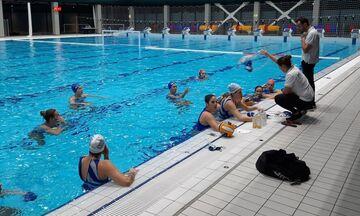 Ευρωπαϊκό Πρωτάθλημα Πόλο: Πρώτη στη «μάχη» η Εθνική Γυναικών