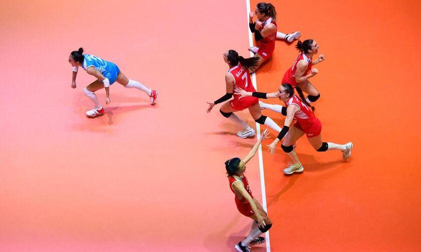 Προολυμπιακό τουρνουά βόλεϊ γυναικών: Στο Τόκιο η Τουρκία (highlights)