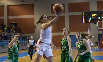 A1 Μπάσκετ Γυναικών: Με ΠΑΣ ο Ολυμπιακός, με ΠΑΟΚ ο Παναθηναϊκός