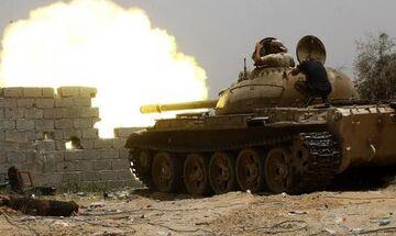 Εκεχειρία τέλος στη Λιβύη - Άρχισαν ξανά οι εχθροπραξίες