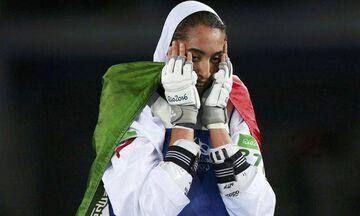 Κίμια Αλιζαντέχ: Καταγγέλλει και εγκαταλείπει το Ιράν η μοναδική Ολυμπιονίκης του