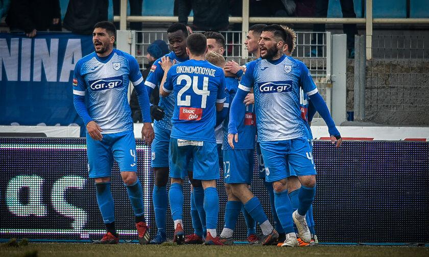 Super League 2: Ασταμάτητος ο ΠΑΣ Γιάννινα, 1-0 την Παναχαϊκή (αποτελέσματα, βαθμολογία)