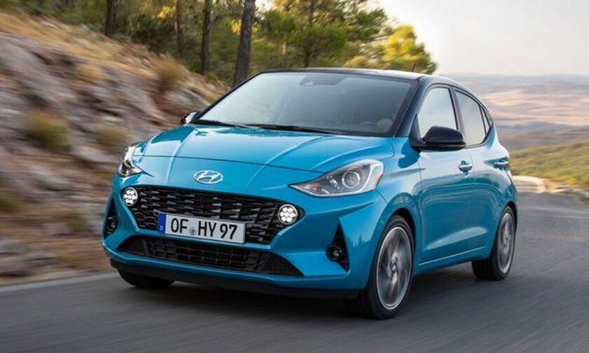 Πότε έρχεται το νέο Hyundai i10;