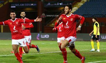 Γκολ στην Αίγυπτο!