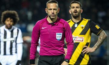 ΠΑΟΚ - ΑΕΚ 1-0: Από το ριπλέι του PAOK ΤV λείπει το επιθετικό φάουλ του Σβιντέρσκι! (highlights)