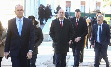 Αναβλήθηκε για όγδοη φορά η δίκη Γιαννακόπουλου για Σπανούλη