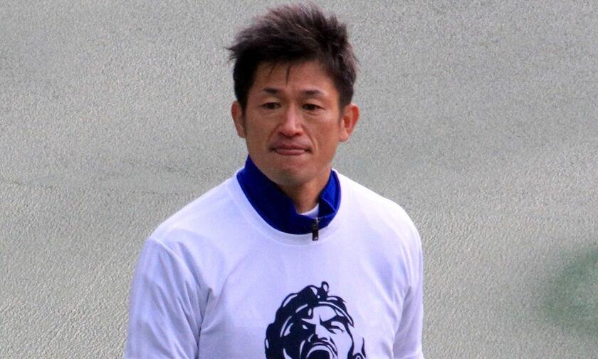 Ιαπωνία: Ανανέωσε για ακόμη έναν χρόνο ο 52χρονος Μιούρα!