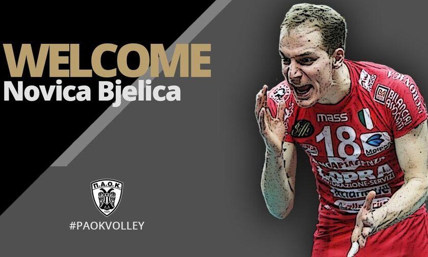 Επίσημο: Παίκτης του ΠΑΟΚ ο Μπιέλιτσα