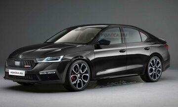 Έτσι θα είναι η νέα Skoda Octavia RS