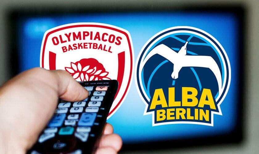 Τηλεοπτικό πρόγραμμα: Σε ποια κανάλια θα δούμε Ολυμπιακός - Άλμπα, Ατρόμητος - Βόλος, Άρης - Ξάνθη