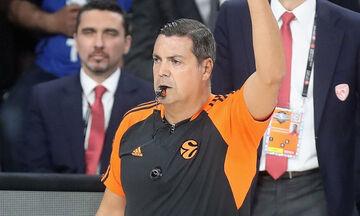 EuroLeague: Οι διαιτητές του Παναθηναϊκός - Μπάγερν