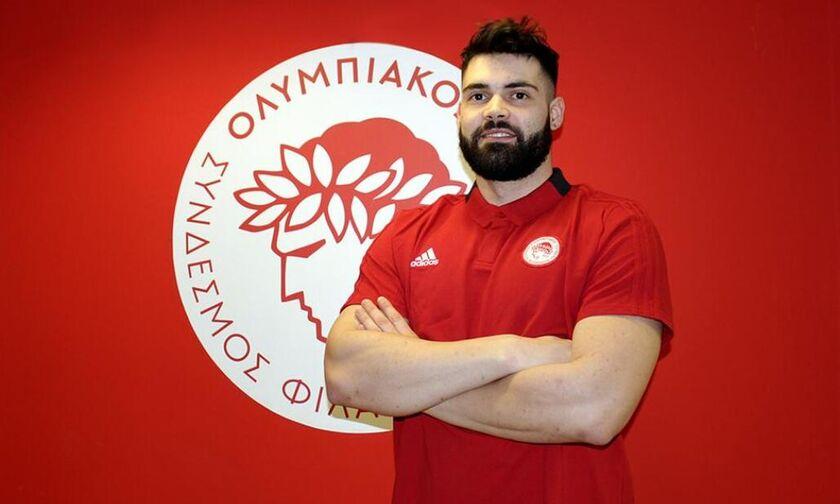 Ολυμπιακός: Ανακοίνωσε τον Τζέριτς (pic)