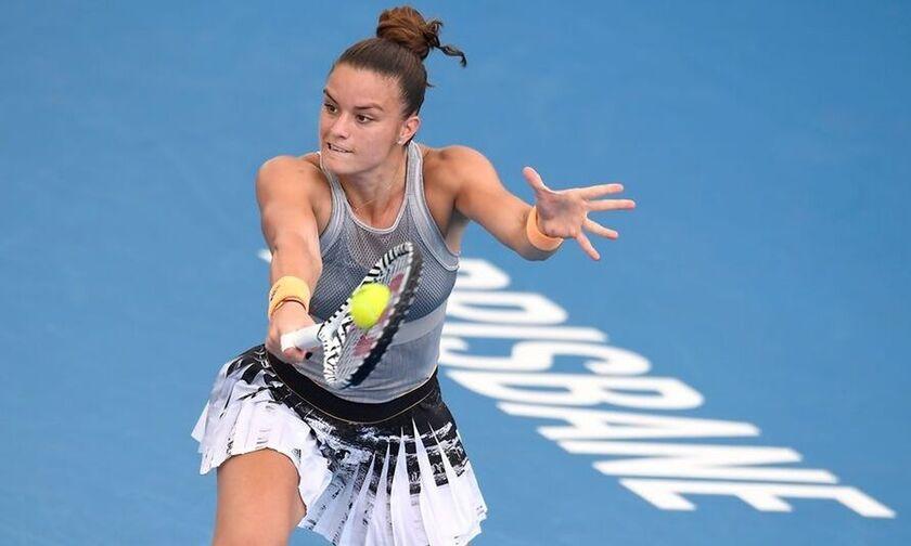 Τένις: Η Σάκκαρη άνοιξε λογαριασμό (vid)