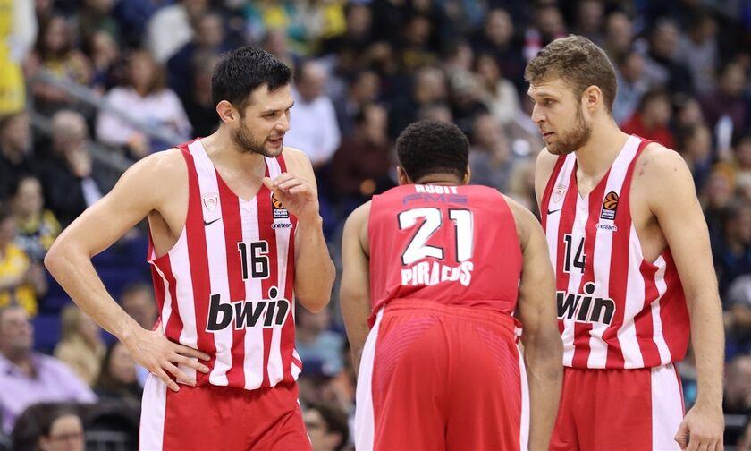 Η 19η αγωνιστική στο μικροσκόπιο της EuroLeague