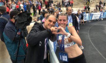 Βλαχάκη στο fosonline.gr: «Ο αυθεντικός μαραθώνιος ο πιο ωραίος που έχω τρέξει»(pics)
