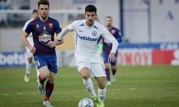 Ατρόμητος - Βόλος: Τα γκολ με πέναλτι του Γκουαροτσένα για το 0-2 (vid)