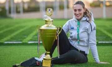 Χρυσό μετάλλιο η Κορακάκη στο Κουβέιτ