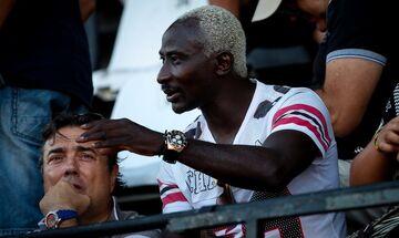 Ογκουνσότο: «Να τιμωρηθεί η ΑΕΛ για τον Μπα»