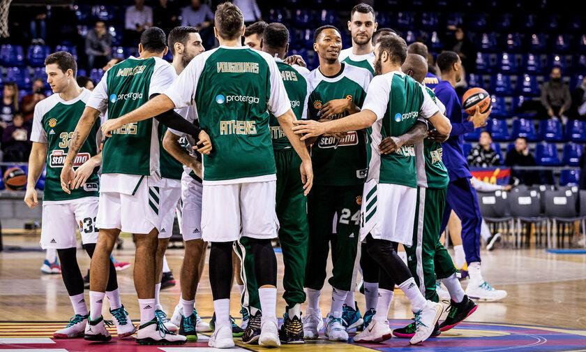 EuroLeague: Με Μπάγερν στο ΟΑΚΑ ο Παναθηναϊκός