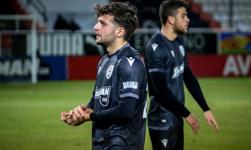 ΠΑΟΚ - ΟΦΗ: Το ωραίο πλην «άκυρο» γκολ του Λάμπρου για το 1-0 (vid)