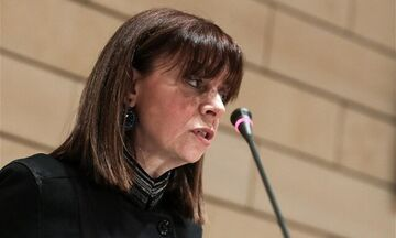 Την Αικατερίνη Σακελλαροπούλου πρότεινε ο Μητσοτάκης για Πρόεδρο της Δημοκρατίας (vids)