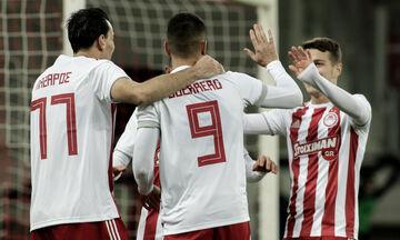 Ολυμπιακός - Καλαμάτα 4-1: Τα highlights του αγώνα