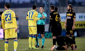 Αστέρας Τρίπολης - ΑΕΚ: Το πέναλτι που κέρδισε η ΑΕΚ και φωνάζει ο Αστέρας