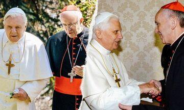 Οι δύο Πάπες του Netflix: Mία απολαυστική ταινία - Δύο σπουδαίες ερμηνείες
