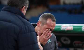 Η ομιλία του Δώνη μετά τη νίκη-πρόκριση επί του ΠΑΣ Γιάννινα: «Έχω κλάψει πάλι...» (vid)