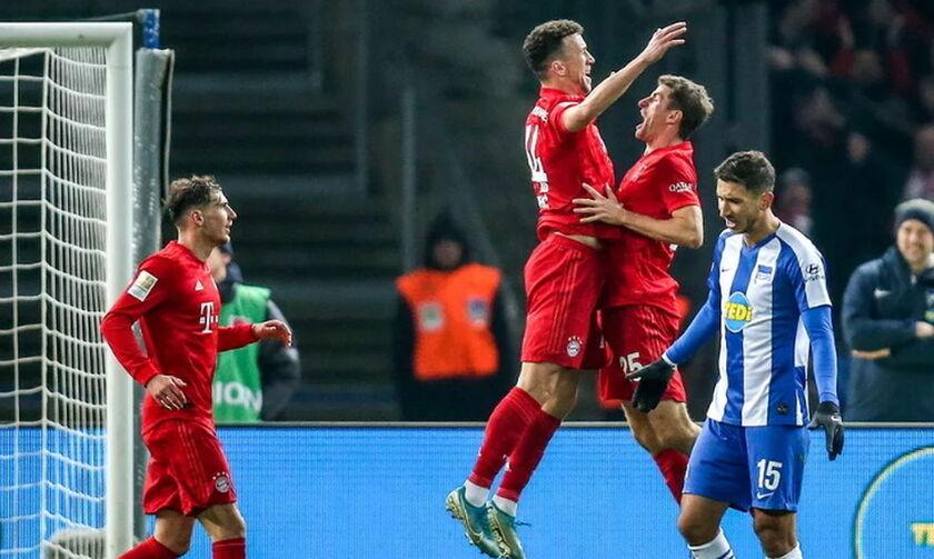 Bundesliga: Mετά την Μπάγερν τεσσάρα κι η Λεβερκούζεν (highlights)