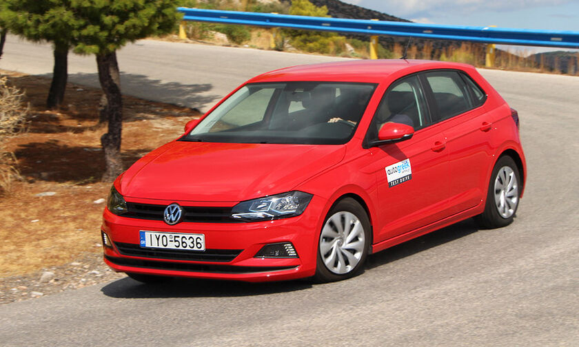 Τι κάνει το Multi Collision Brake στο VW Polo;