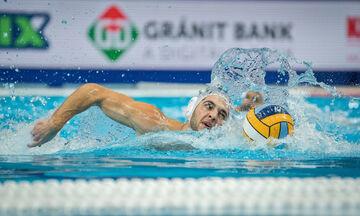 Ευρωπαϊκό Πρωτάθλημα Πόλο: Ελλάδα – Γαλλία 12-10: Κλείδωσε τη δεύτερη θέση