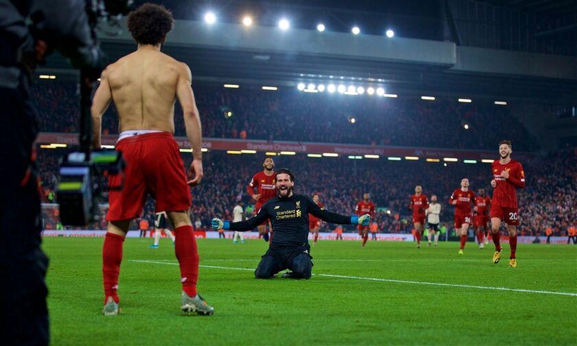 Premier League:  H ανώτερη Λίβερπουλ νίκησε την Γιουνάιτεντ (highlights)