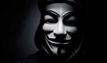 Οι Anonymous Greece «έριξαν» τουρκικές ιστοσελίδες