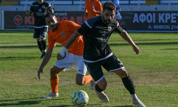 Football League: Όλα μηδέν στο Ιεράπετρα-Ιωνικός (πρόγραμμα, αποτελέσματα)