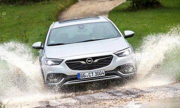 SUV θα είναι το νέο Opel Insignia;