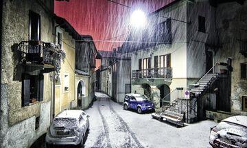 Καιρός: Κρύο με βροχές και ασθενείς χιονοπτώσεις