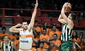 Basket League: Στην Πάτρα με... άσχημες μνήμες ο Παναθηναϊκός