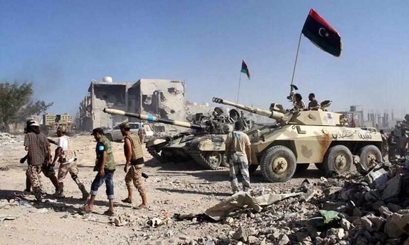 Στο Βερολίνο κρίνεται η επόμενη μέρα της Λιβύης